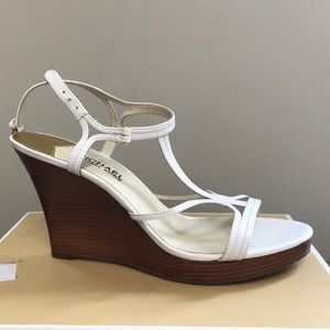 MICHEAL KORS CICELY WEDGE SIZE 8 BRAND NEW